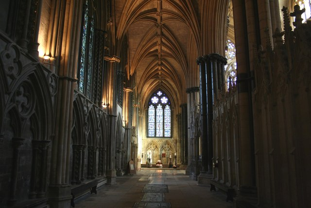 North Choir Aisle