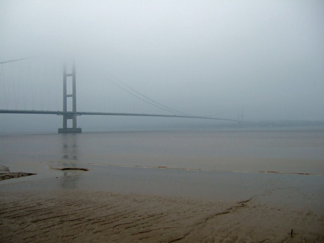 Winter Solstice on the Humber