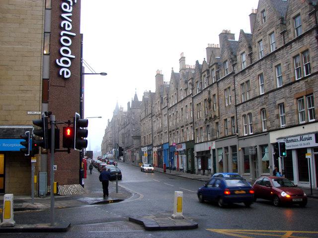 St Marys Street, Edinburgh