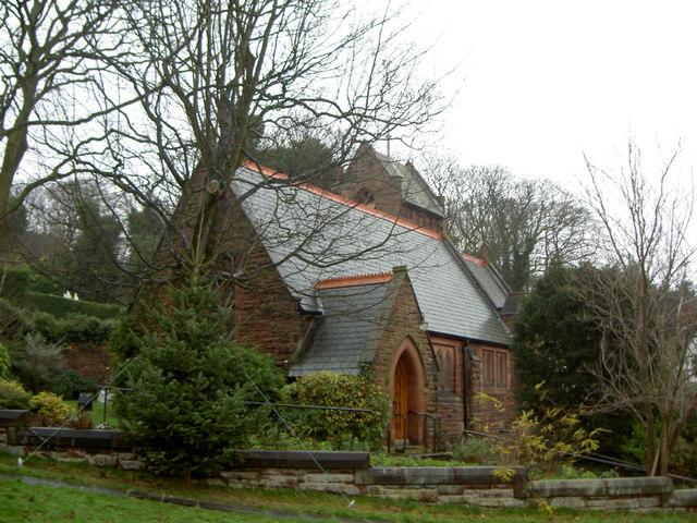 Church of the Resurrection, Caldy.