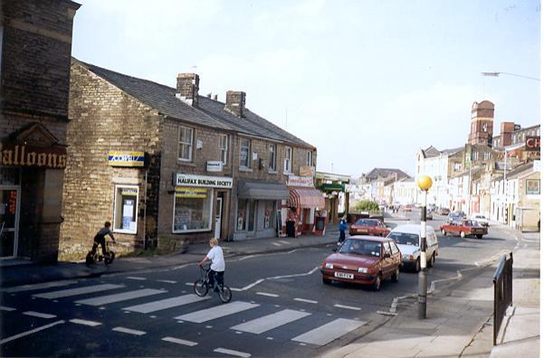 Dale Street, Milnrow : 1992