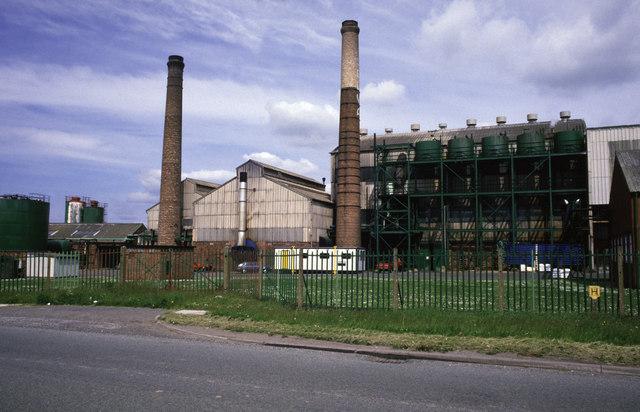 New Cheshire Salt Works Ltd, Wincham