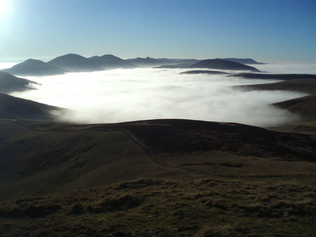 Pentland Hills Cloud Inversion