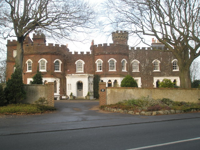 Belmont Castle