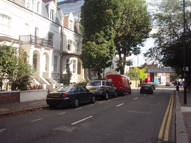 Munster Road, Fulham
