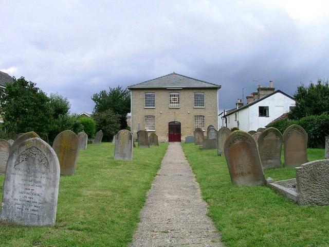 Burwell Baptist Chapel