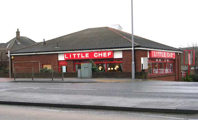 Little Chef - Rooley Avenue
