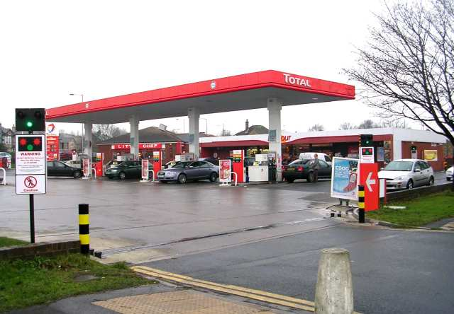Total Filling Station - Rooley Avenue