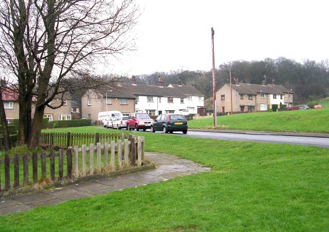 Sandside Close - Parkway