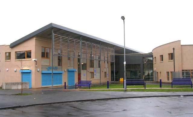 Woodroyd Centre - Woodroyd Road