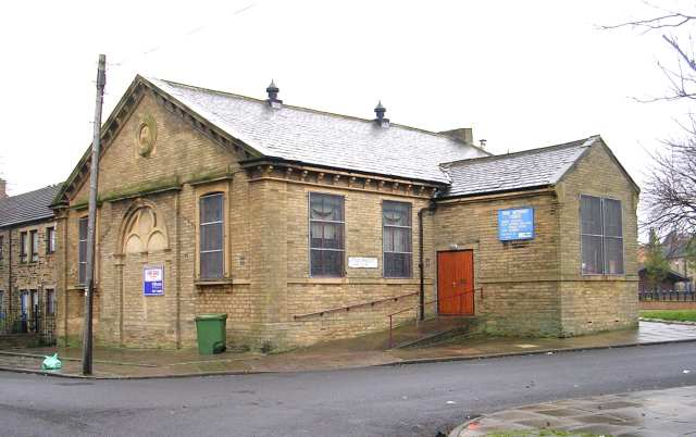 Park Methodist Church - Little Cross Street
