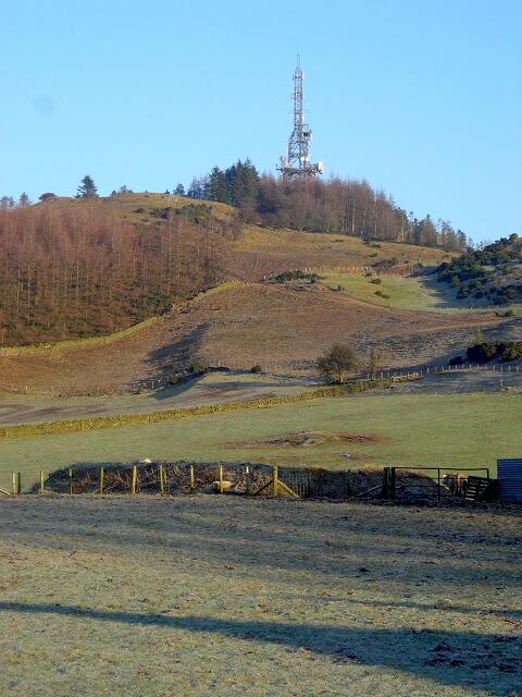 Meikle Barncleugh Hill