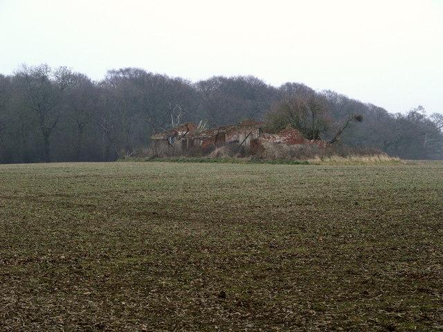 Roe Hill Farm (ruin)