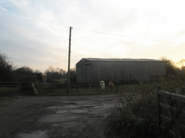 Barn at East Lodge Farm