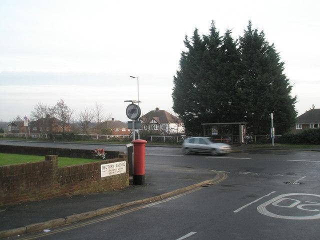 New 20mph speed restriction in Farlington
