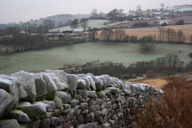 Stone Wall, Slape Stones Beck