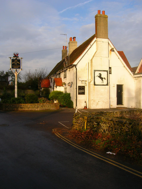 The Black Horse, Climping