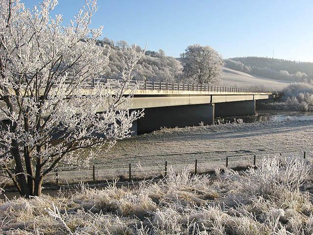 New Tweed Bridge