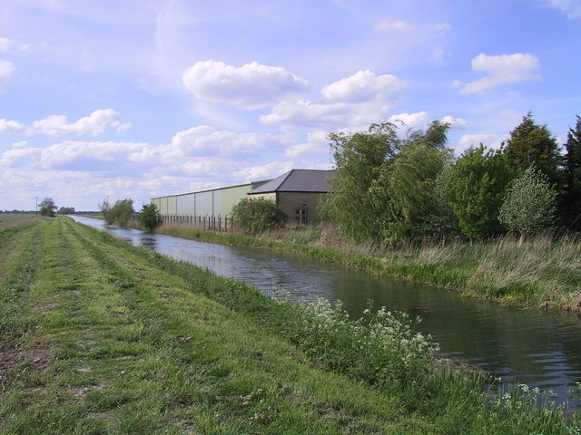 Former Fertiliser Factory