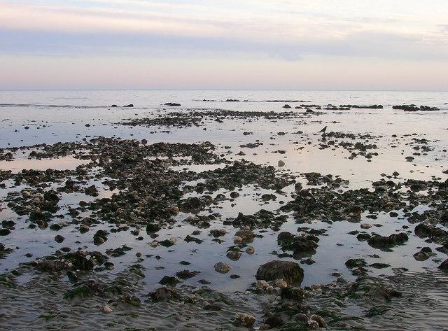 Rocks, Atherington Beach