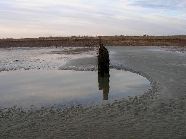 Groyne, Atherington Beach