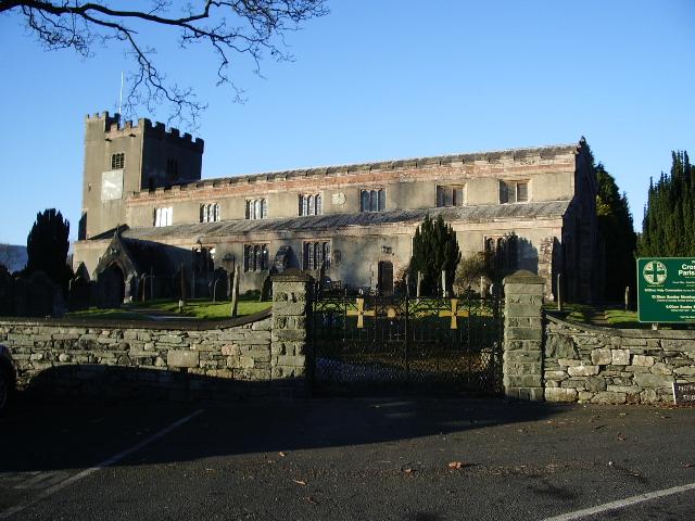 St Kentigern's Parish Church, Crosthwaite, Keswick