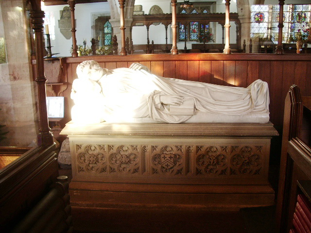 St Kentigern's Parish Church, Crosthwaite, Keswick, Memorial to Robert Southey