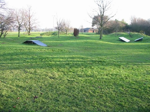Whitfield recreation ground