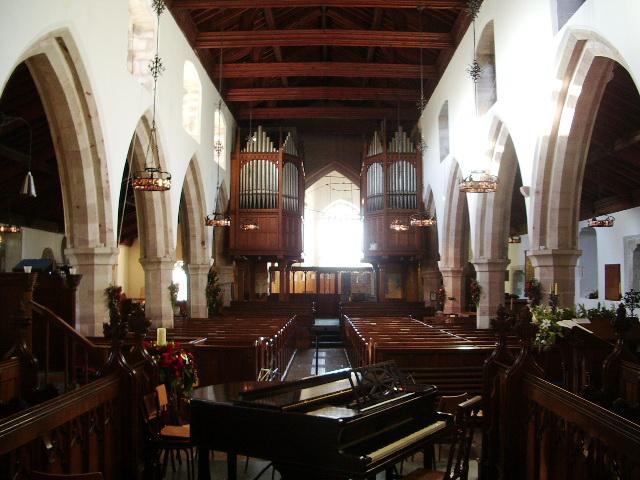 St Kentigern's Parish Church, Crosthwaite, Keswick, Interior