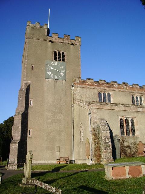St Kentigern's Parish Church, Crosthwaite, Keswick, Tower