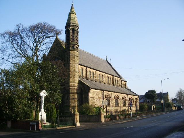 Our Lady & St Patrick Catholic Church, Walton-le-Dale