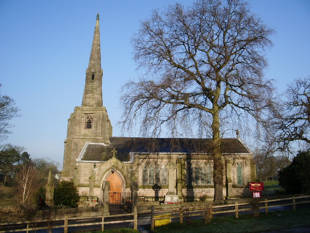 Immamuel, The Parish Church of Feniscowles