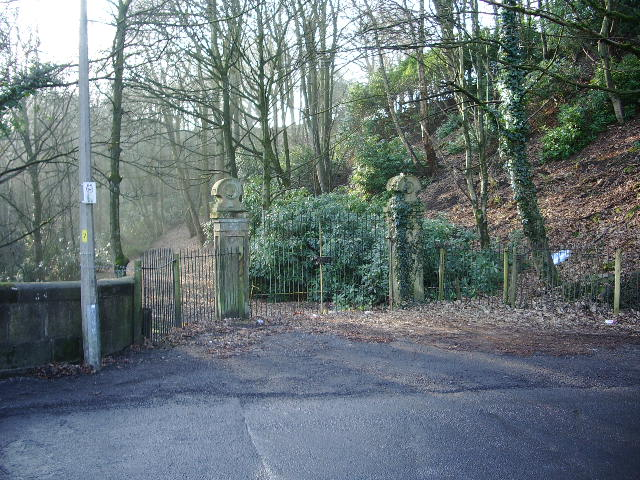 Entrance to Feniscowles New Hall