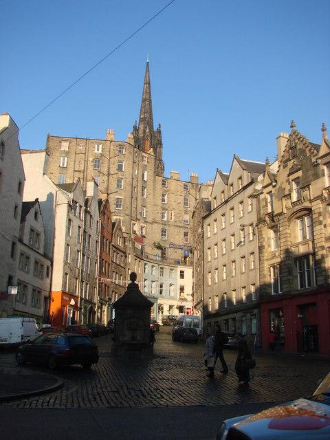 West Bow, Edinburgh