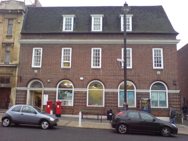 Gillingham Post Office, Green Street