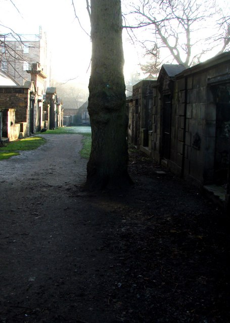 Site of the Covenantors Prison, Greyfriars Church Yard