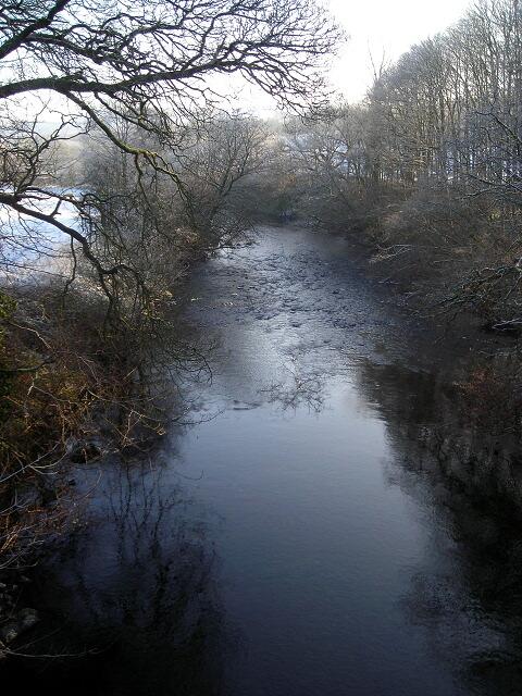 Cairn Water from Drumpark Bridge