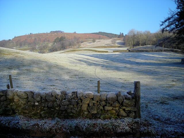 Fields Below Killyleoch Hill