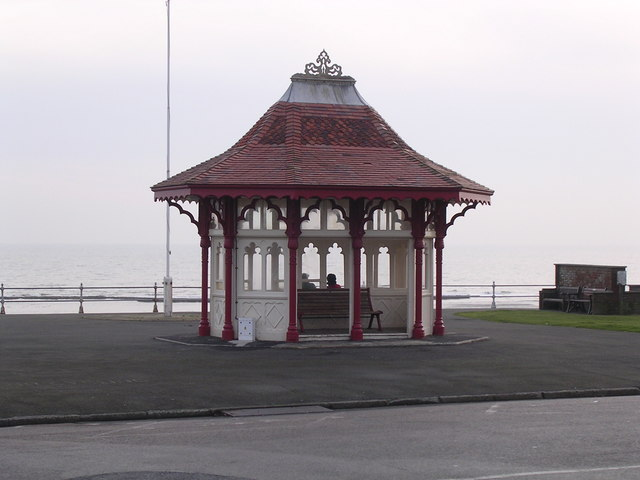 Promenade Shelter, Bexhill-on-Sea