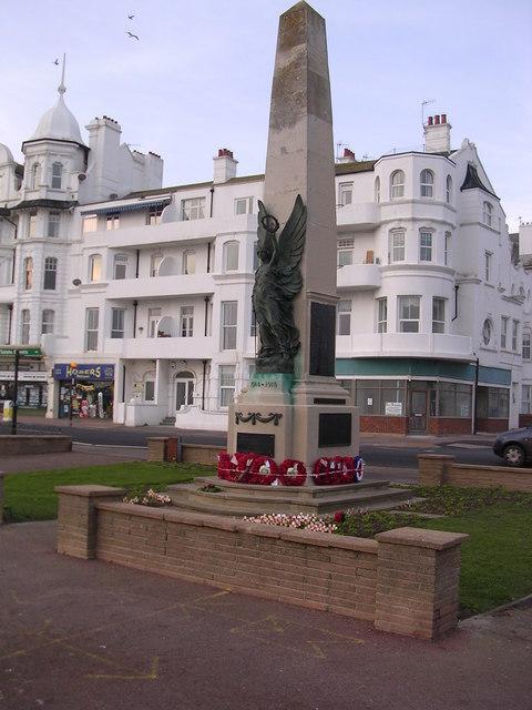 War Memorial, Bexhill-on-Sea