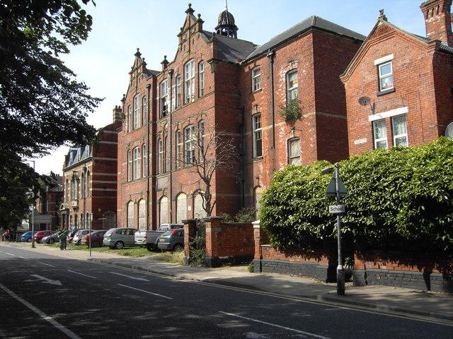 The Old Art College, Eleanor Street