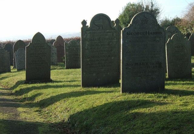 Gravestones, Trevadlock
