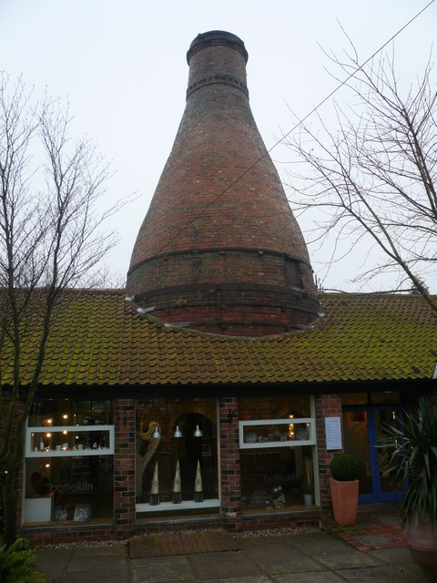 West Hallam - The Bottle Kiln