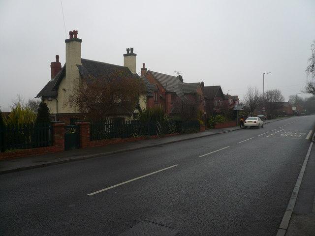 West Hallam - High Lane