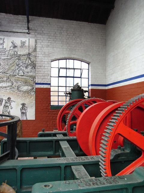 Tower Hill Brine Pump