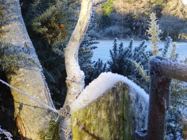 Frosty corner, Glachbeg