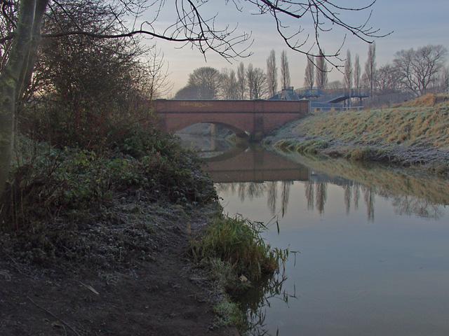Bridge over Holderness Drain, Hull