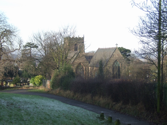 Bushbury Church