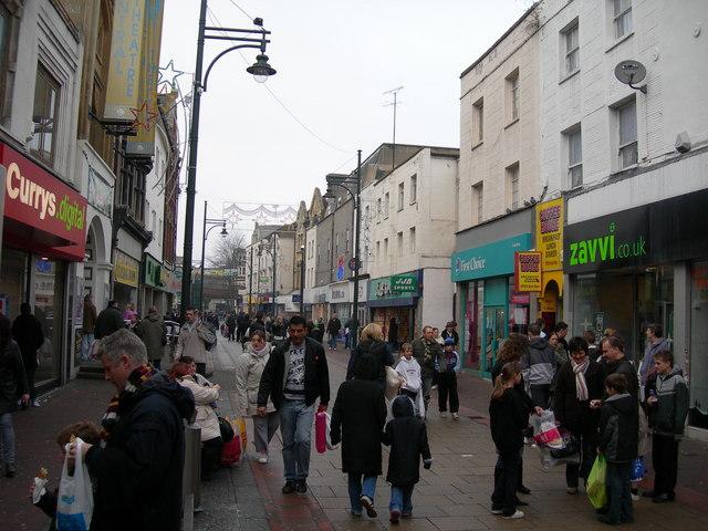 Chatham High Street (2)
