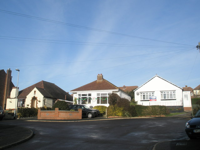 Bungalows in Old Rectory Road